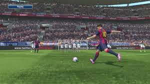 Gratis Download Pro Evolution Soccer 2015
