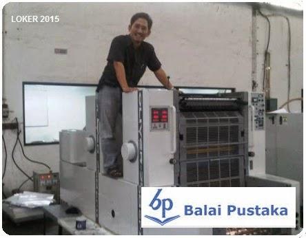 Loker BUMN Balai pustaka, Info kerja terbaru, Lowongan BUMN 2015