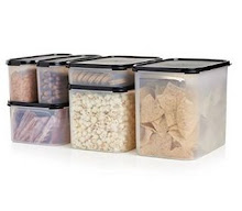 Get Organized with Tupperware