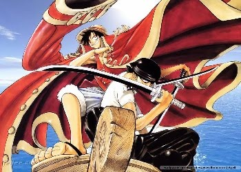 One Piece Image Animé - Luffy