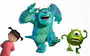 MONSTER INC DISNEY