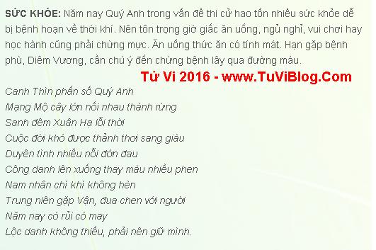Canh Thin Nam Mang nam 2016