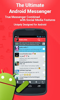 Catfiz Messenger: Aplikasi Chatting Buatan Anak Negeri