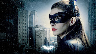Catwoman The Dark Knight Rises HD Wallpaper
