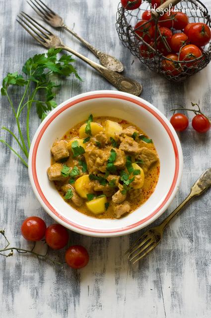 Curry z wieprzowiny