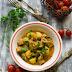 Curry z wieprzowiną i ziemniakami
