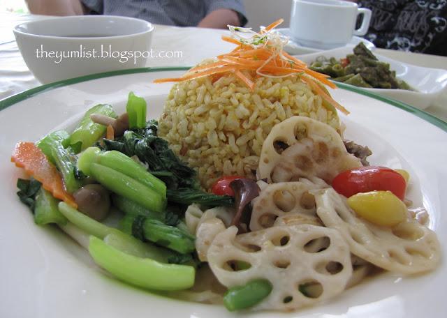 The Leaf Healthy House, Penang, Georgetown, organic, vegetarian
