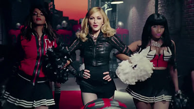 Madonna Nicki Minaj MIA  Give Me All Your Luvin