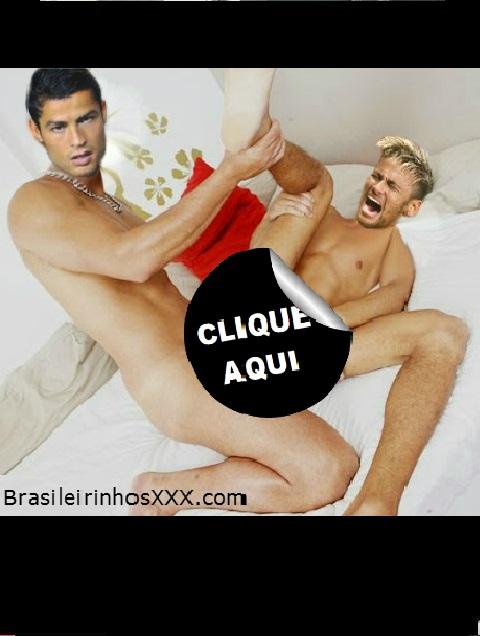 6º - Cristiano Ronaldo e Neymar