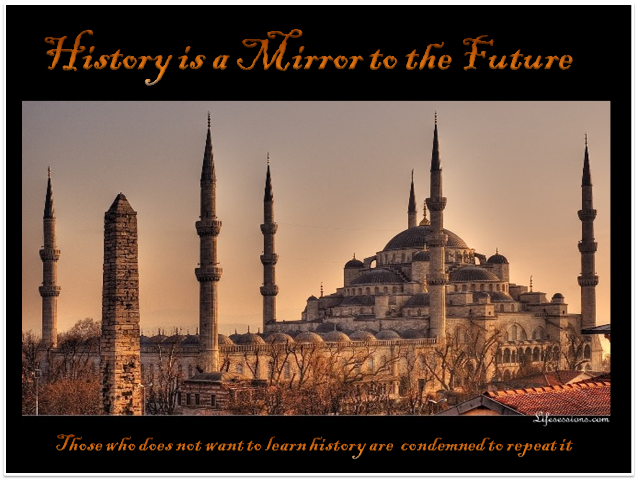 The Mirror of Future is History