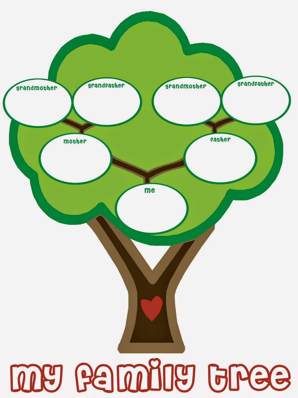 PrincipEnglish 17 Family members Miembros de la familia
