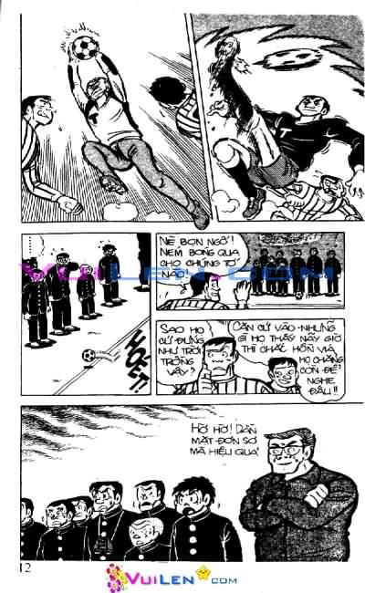 Jindodinho - Đường Dẫn Đến Khung Thành III  Tập 6 page 12 Congtruyen24h