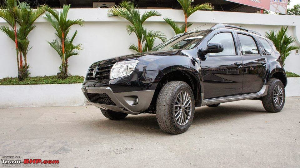 Renault Duster White Modified Modified Renault Duster From