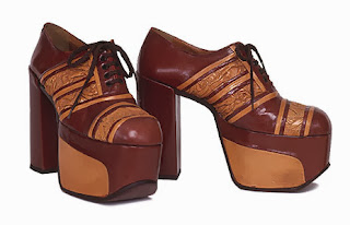 Gambar Platform Shoes