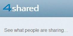 File Hosting Site : 4Shared