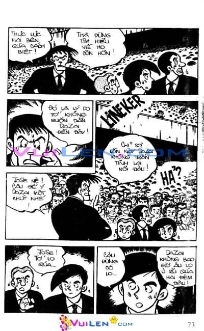 Jindodinho - Đường Dẫn Đến Khung Thành III Tập 31 page 73 Congtruyen24h