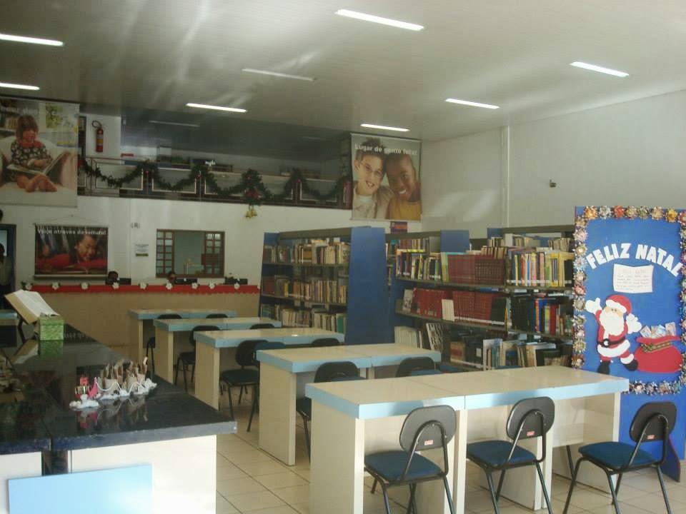 Biblioteca Pública Municipal de Ibiporã