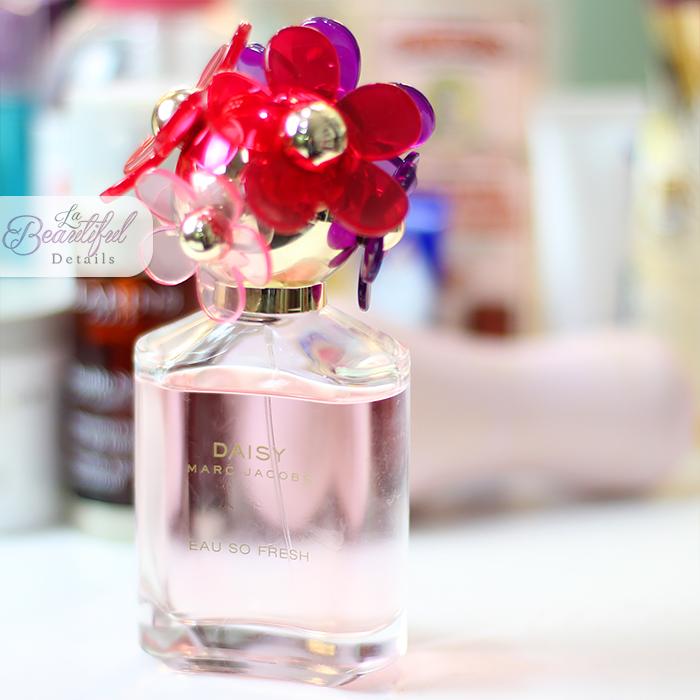 Summer 2015 Perfume: Marc Jacobs Daisy Eau So Fresh Perfume