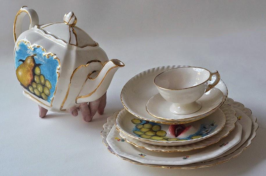 creepy ceramic tableware ronit baranga-5
