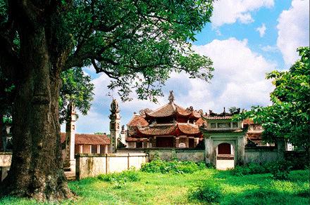 Chùa Láng - Hà Nội