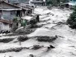 Banjir Bandang Lahar Dingin Gunung Kelud Jebolkan Dam Siman