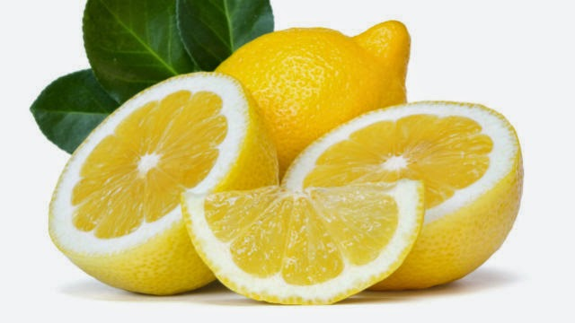 Buah lemon memutihkan ketiak