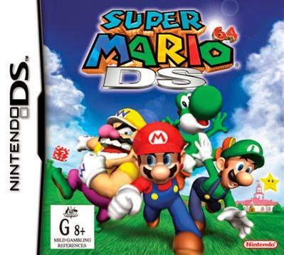 Super Mario 64 DS (Español) (Nintendo DS)