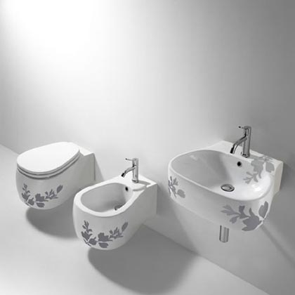 Modernos dise os de ba os peque os kitchen design luxury for Pakistani bathroom styles