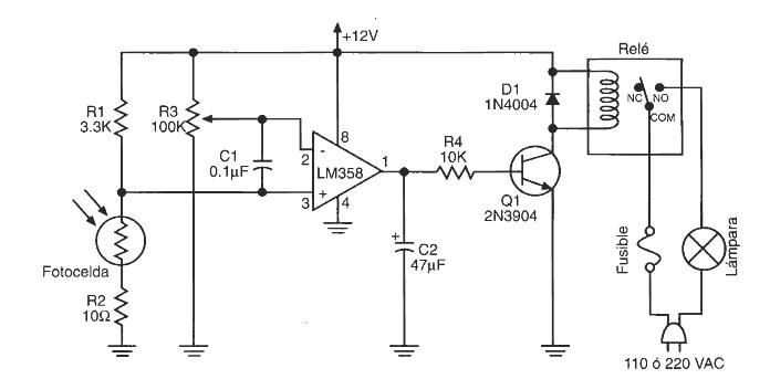 asesoria electrica  control automatico de proceso  controlador crepuscular
