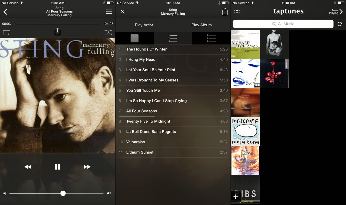 Download Free One Of The Best Music Player For iOS Operating System Phones 2015