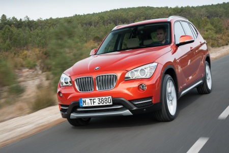 2013 BMW X1 Safety Features