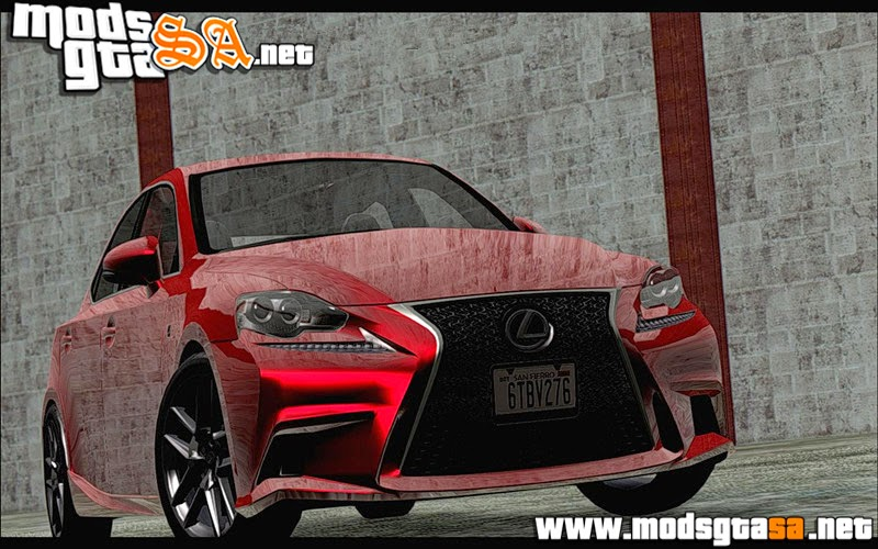 SA - Lexus IS350 Fsport 2014