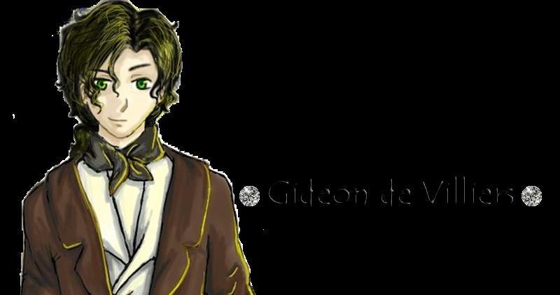 A través de los ojos verdes: Gideon de Villiers