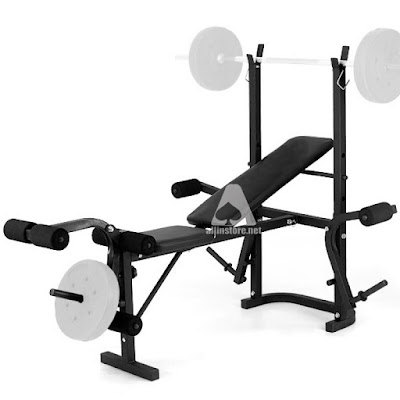 Alat Fitness Bench Press ID 781 Personal Home Use Fitness Equipment.