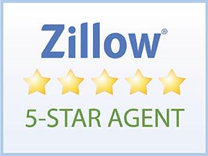 Zillow 5 Start Agent