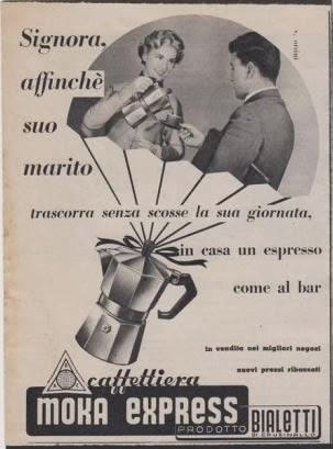 História da cafeteira
