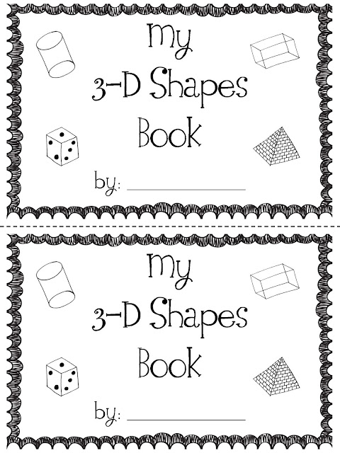 Shapes Book!