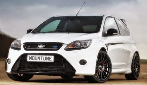 Ford Focus RS Mountune Review