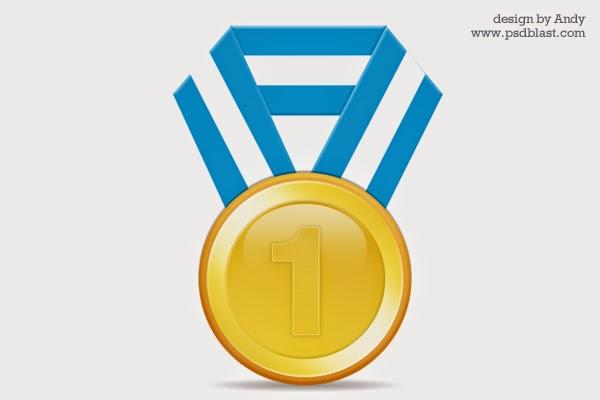 Gold Medal PSD