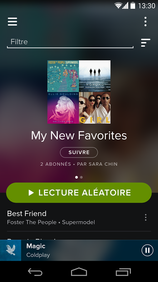 Spotify Music App For Android Is Now Free On Mobile