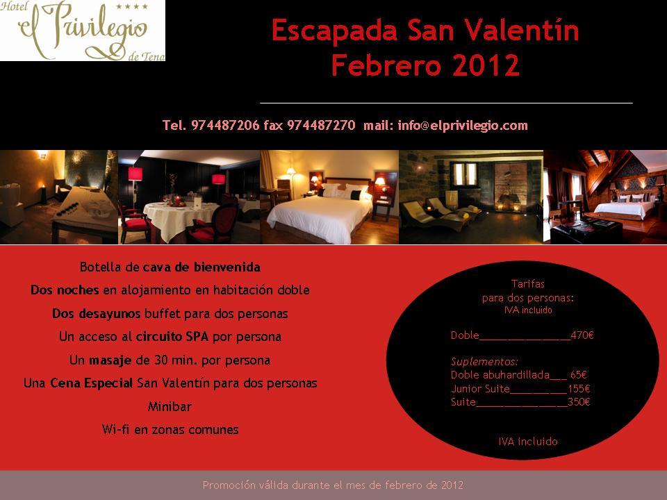 Escapada san valentin febrero el mes del amor blog - Escapada romantica san valentin ...