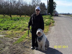 Denise & O Walking