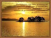 TARJETAS Y POSTALES CON SALMOS BIBLICOS