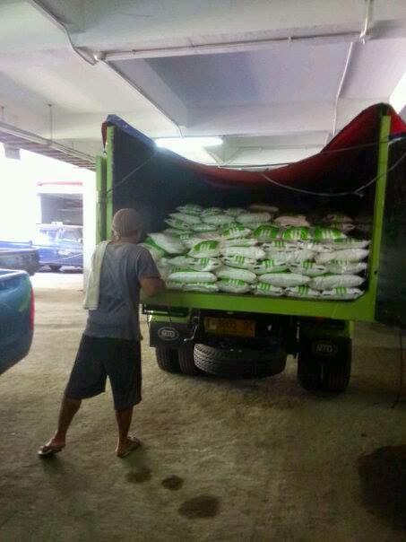 Pemkot Salurkan 4 Ton Pupuk Untuk Petani di Wilayah Kodim Depok