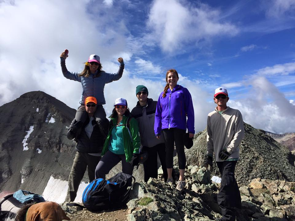 Conundrum Peak 14,060ft