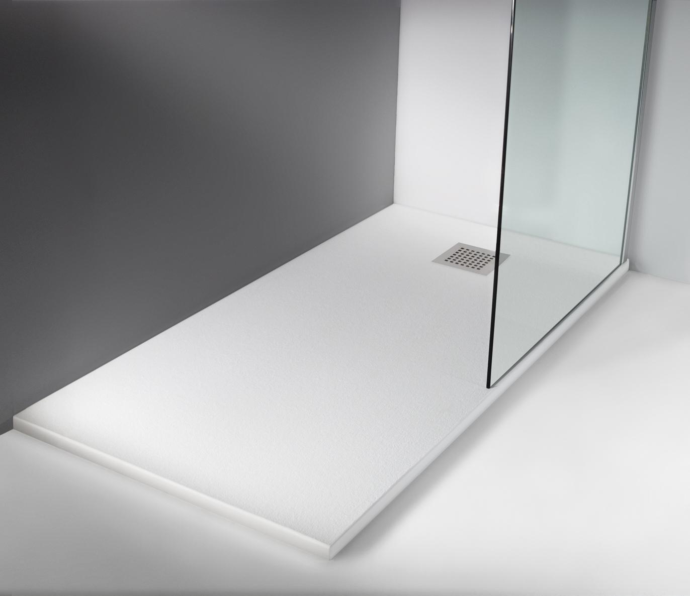 Duchas con accesibilidad m p instalaciones platos de - Baldosas para duchas ...