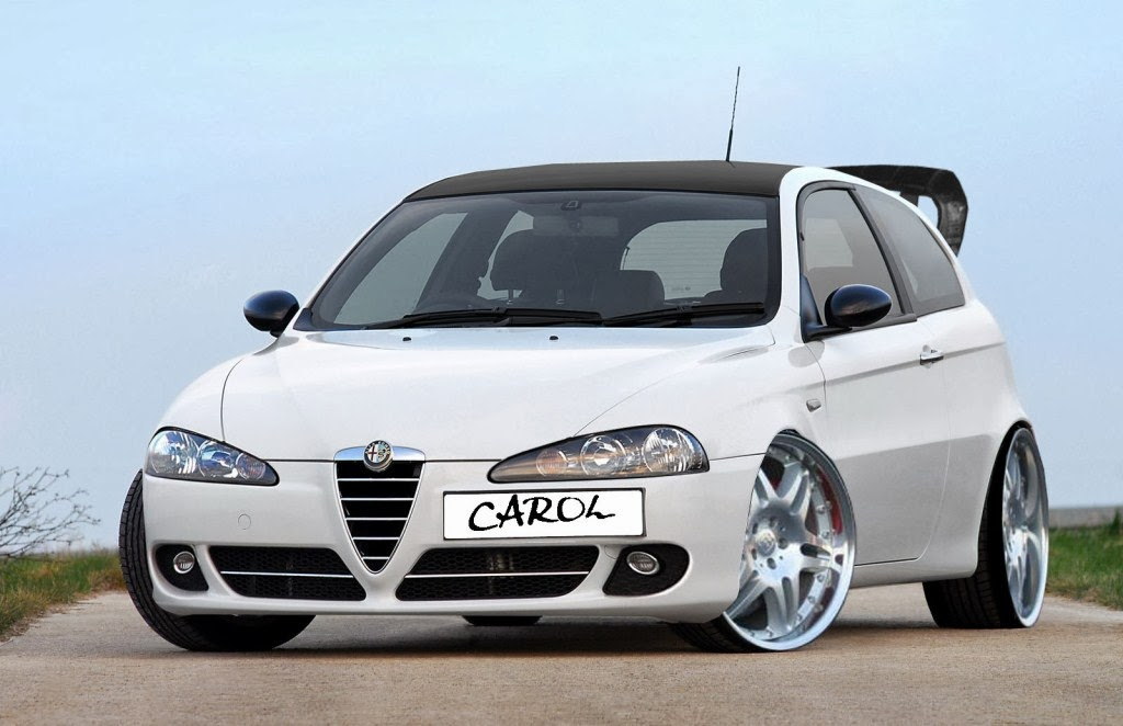 alfa romeo 147 white - photo #28
