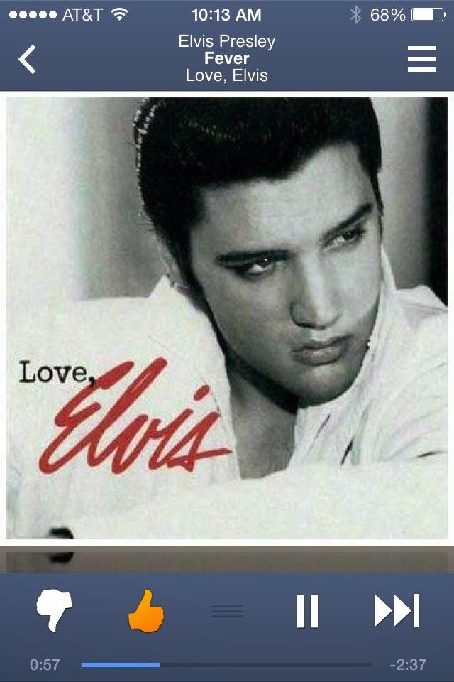 Love Elvis.