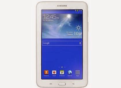 سامسونج الكترونيكس تعلن عن جهازها الجديد GALAXY Tab3 Lite