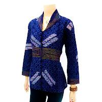 Blouse Batik Wanita DBT-2840